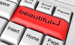 Beautiful for Beautiful's Sake – ENJOY