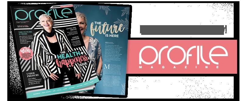 Maz Schirmer Profile Magazine