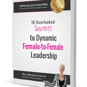 10 secrets to female leadership